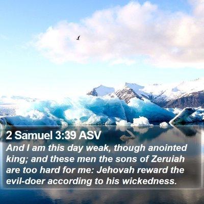 2 Samuel 3:39 ASV Bible Verse Image