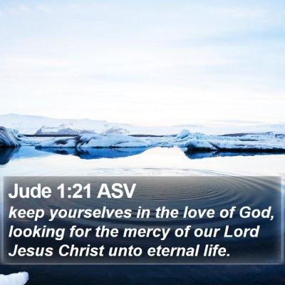 Jude 1:21 ASV Bible Verse Image