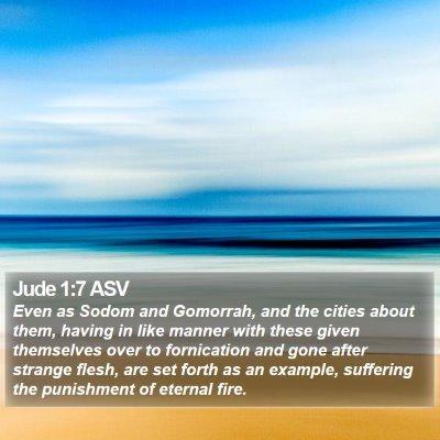 Jude 1:7 ASV Bible Verse Image