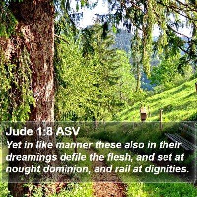 Jude 1:8 ASV Bible Verse Image