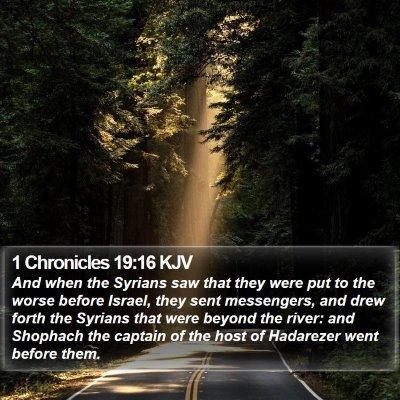 1 Chronicles 19:16 KJV Bible Verse Image