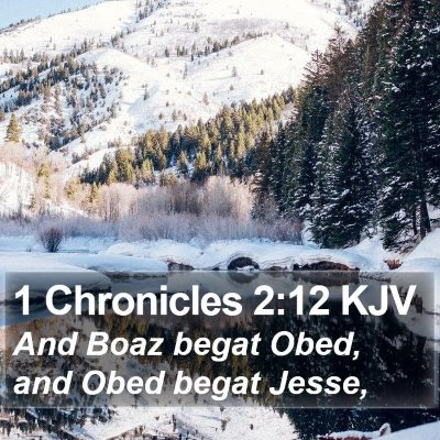 1 Chronicles 2:12 KJV Bible Verse Image