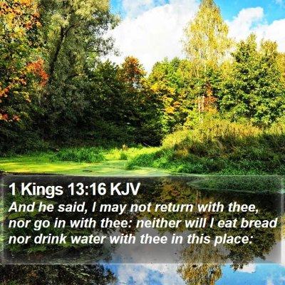 1 Kings 13:16 KJV Bible Verse Image