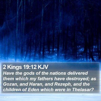 2 Kings 19:12 KJV Bible Verse Image