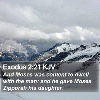 Exodus 2:21 KJV Bible Verse Image