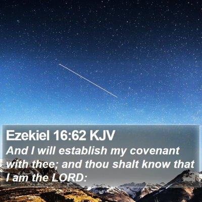 Ezekiel 16:62 KJV Bible Verse Image