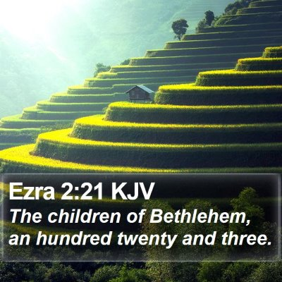 Ezra 2:21 KJV Bible Verse Image