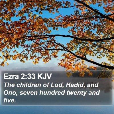 Ezra 2:33 KJV Bible Verse Image