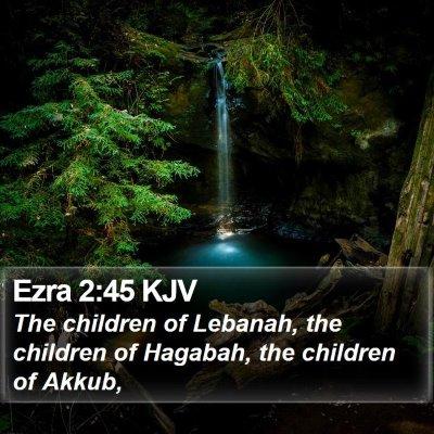 Ezra 2:45 KJV Bible Verse Image