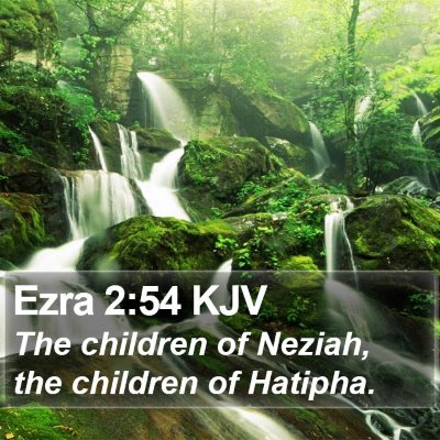 Ezra 2:54 KJV Bible Verse Image
