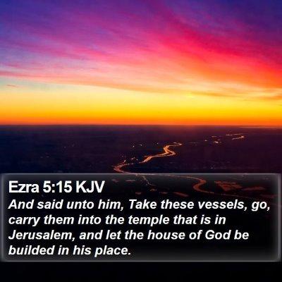 Ezra 5:15 KJV Bible Verse Image