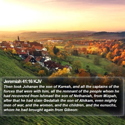 Jeremiah 41:16 KJV Bible Verse Image