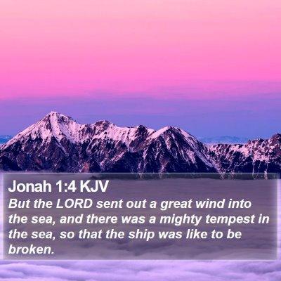 Jonah 1:4 KJV Bible Verse Image