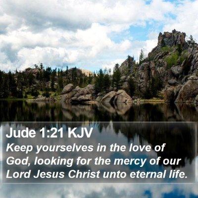 Jude 1:21 KJV Bible Verse Image
