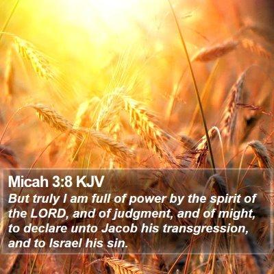 Micah 3:8 KJV Bible Verse Image
