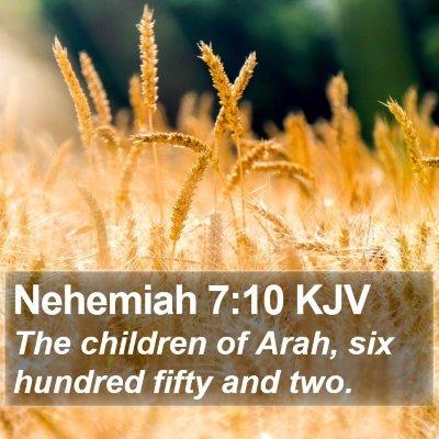 Nehemiah 7:10 KJV Bible Verse Image