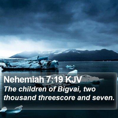 Nehemiah 7:19 KJV Bible Verse Image