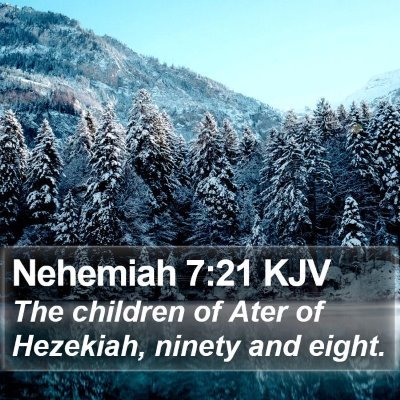 Nehemiah 7:21 KJV Bible Verse Image