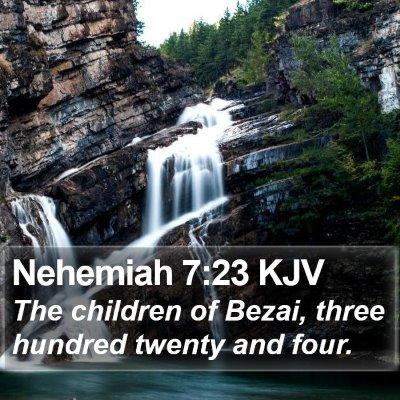 Nehemiah 7:23 KJV Bible Verse Image