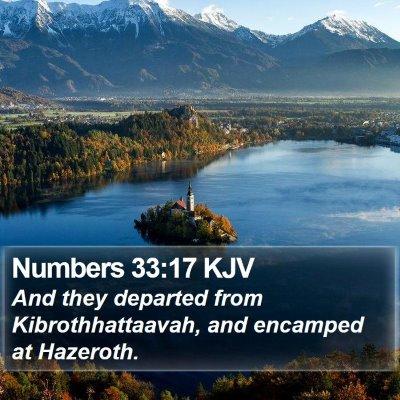 Numbers 33:17 KJV Bible Verse Image