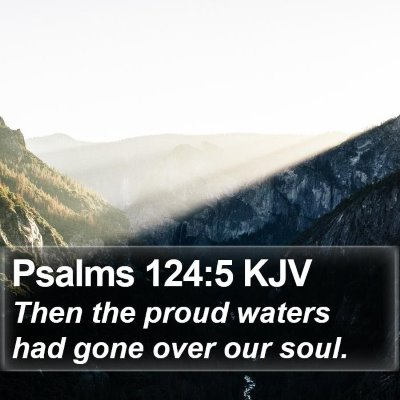 Psalms 124:5 KJV Bible Verse Image