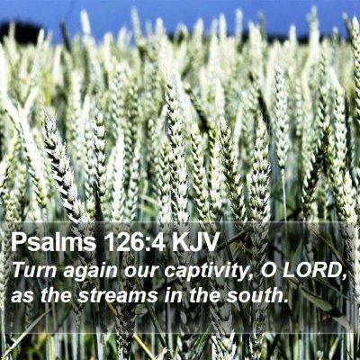 Psalms 126:4 KJV Bible Verse Image