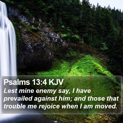 Psalms 13:4 KJV Bible Verse Image