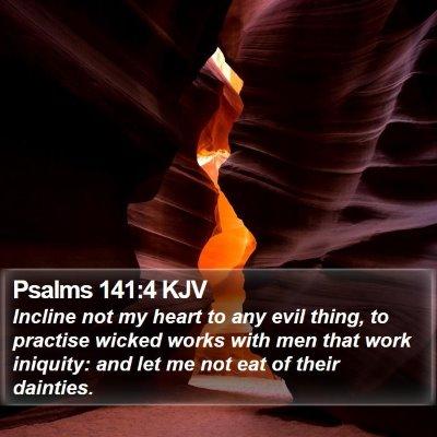 Psalms 141:4 KJV Bible Verse Image