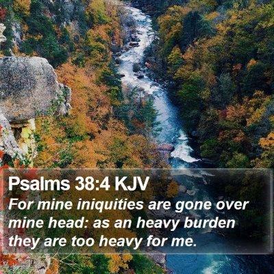 Psalms 38:4 KJV Bible Verse Image