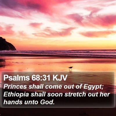 Psalms 68:31 KJV Bible Verse Image