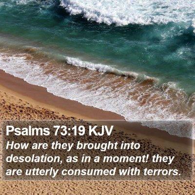 Psalms 73:19 KJV Bible Verse Image