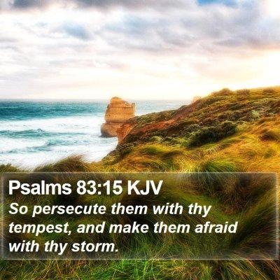 Psalms 83:15 KJV Bible Verse Image